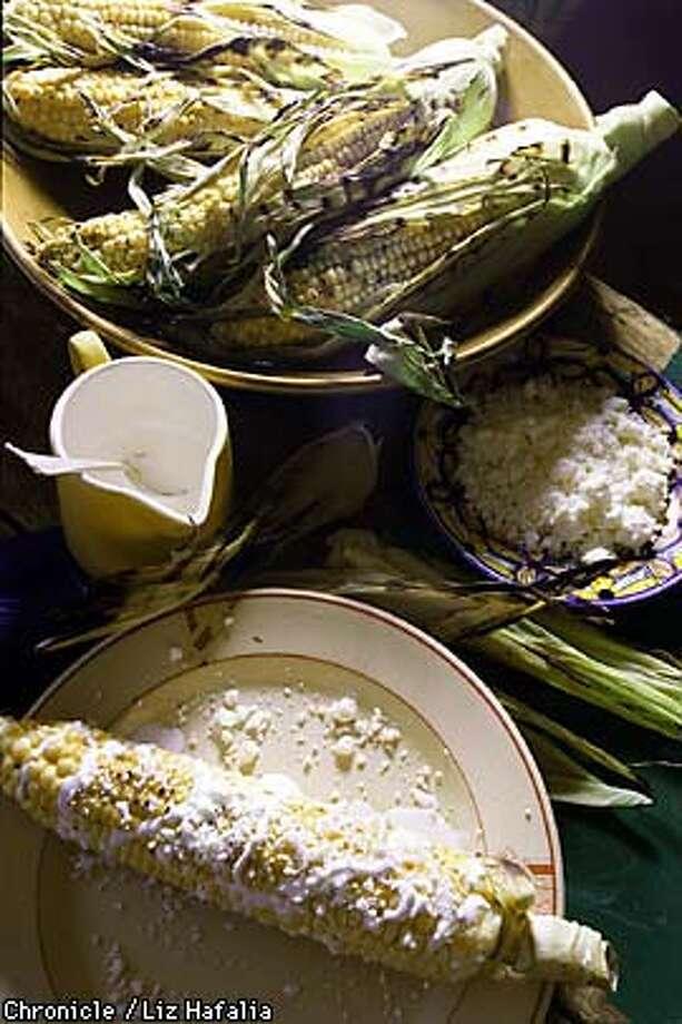 Labor Day weekend food lede. Photo by Liz Hafalia Photo: LIZ HAFALIA