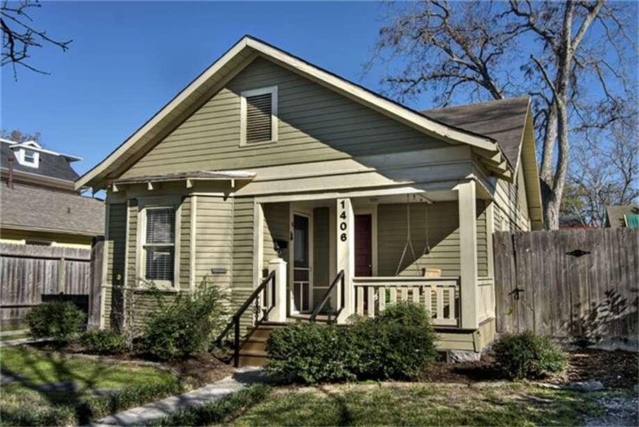 1406 Columbia Street  |  Greenwood King Properties  |  Agent:  |  713-524-0888  | Photo: Greenwood King