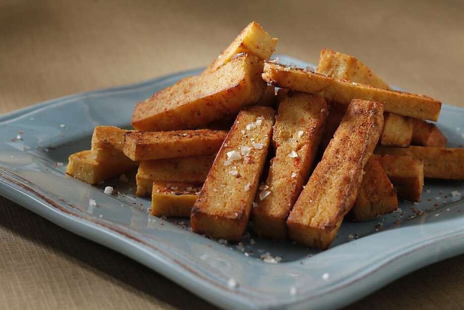 Panisse Fries with Sea Salt and Aleppo as seen in San Francisco, California on Wednesday, January 25, 2012. Styling by Sarah Fritsche & Sunny Liu. Photo: Craig Lee, Special To The Chronicle