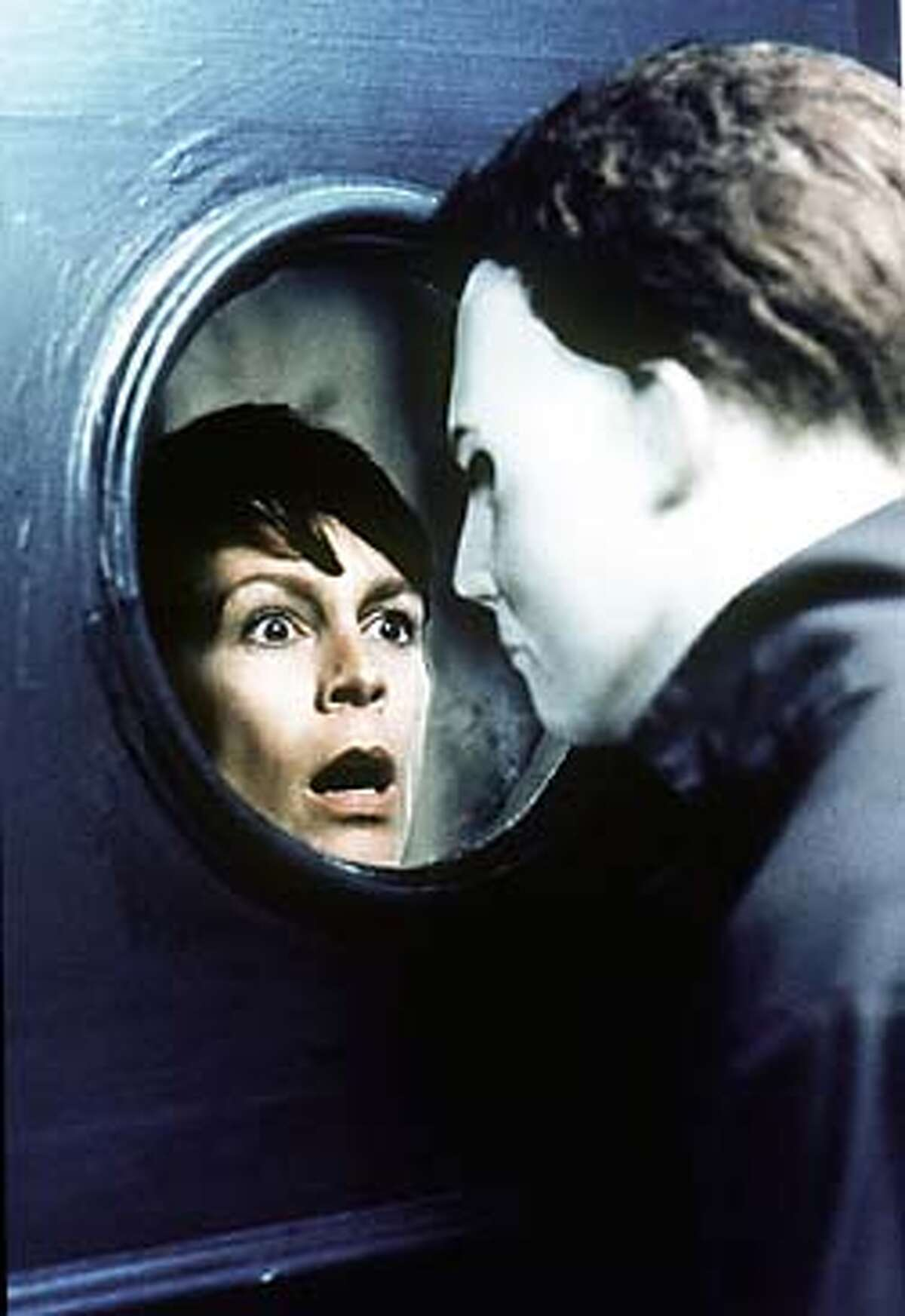Jamie Lee Curtis, who plays the drug-addicted headmistress of a posh school in Northern California, comes face to face with her nemesis in ``Halloween: H20.''
