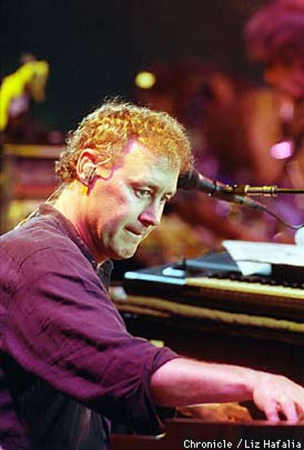 """Bruce Hornsby of the Other Ones. They were playing the last night of """"Further Festival"""" at Shoreline Amphitheater with Hot Tuna and Rusted Root. Photo by Liz Hafalia Photo: LIZ HAFALIA"""