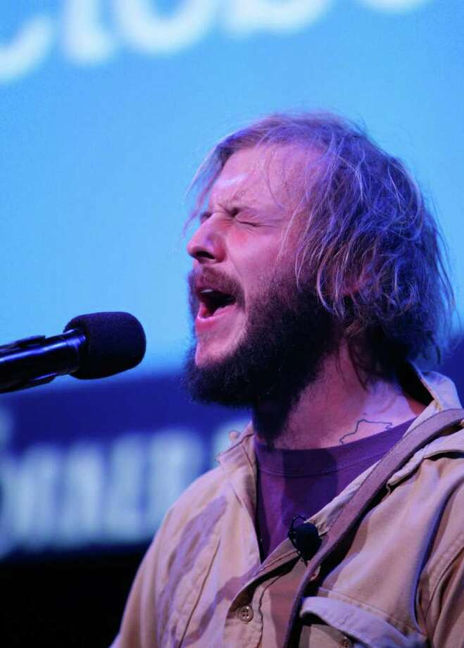 Bon Iver Photo: Amy Sussman, Getty Images / 2009 Getty Images
