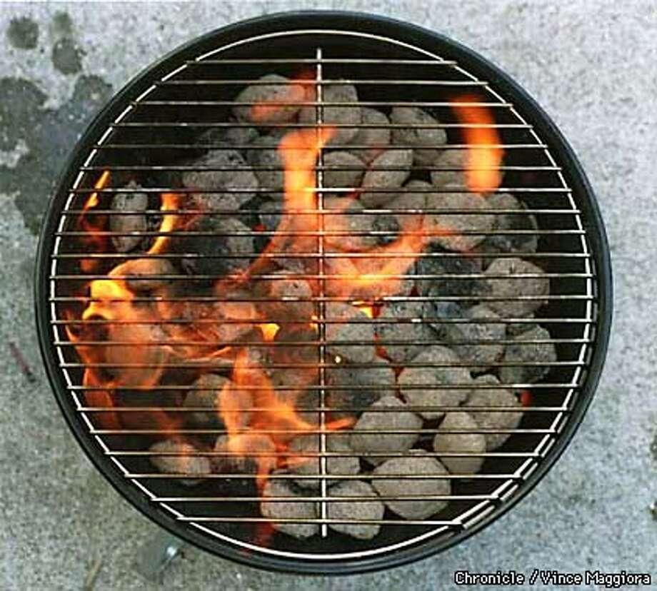 BBQ. by Vince Maggiora Photo: VINCE MAGGIORA