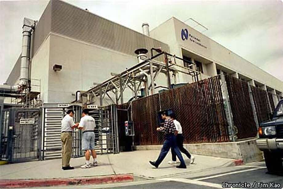 =National Semiconductors told more than 600 employees at their Santa Clara facility that they would be laid off. PHOTO BY TIM KAO/THE CHRONICLE Photo: TIM KAO