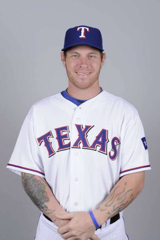 SURPRISE, AZ - FEBRUARY 25:  Josh Hamilton of the Texas Rangers poses during Photo Day on Friday, February 25, 2011 at Surprise Stadium in Surprise, Arizona.  (Photo by Ron Vesely/MLB Photos via Getty Images) *** Local Caption *** Josh Hamilton Photo: Ron Vesely / 2011 MLB Photos