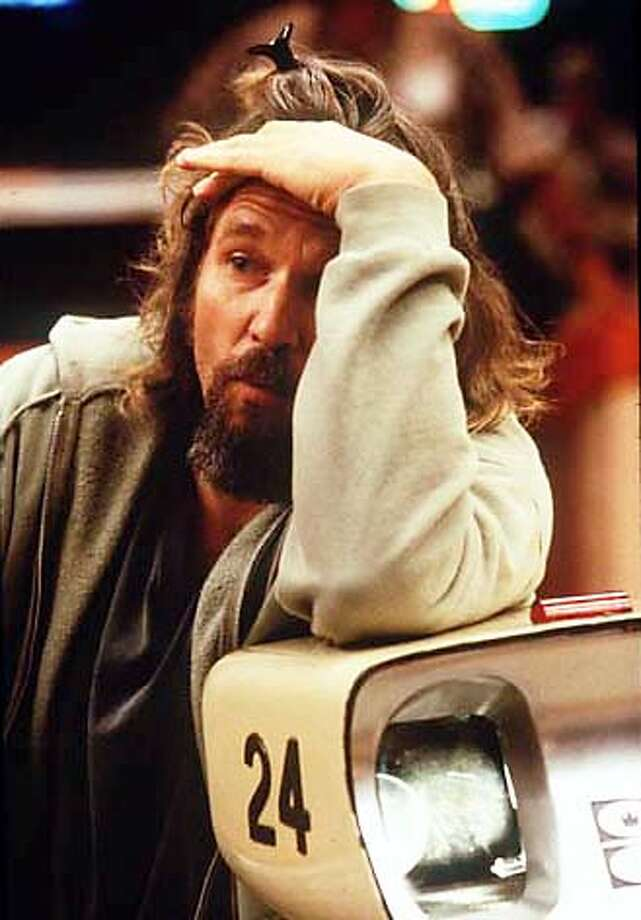 Jeff Bridges is pot-smoking space cadet the Dude, also known as Jeffrey Lebowski, who gets swept up in a kidnap-ransom scam.
