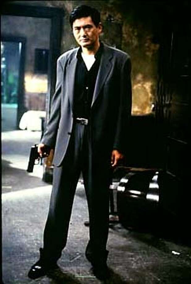 Actor Chow Yun-Fat plays an organized crime figure in `The Replacement Killers'