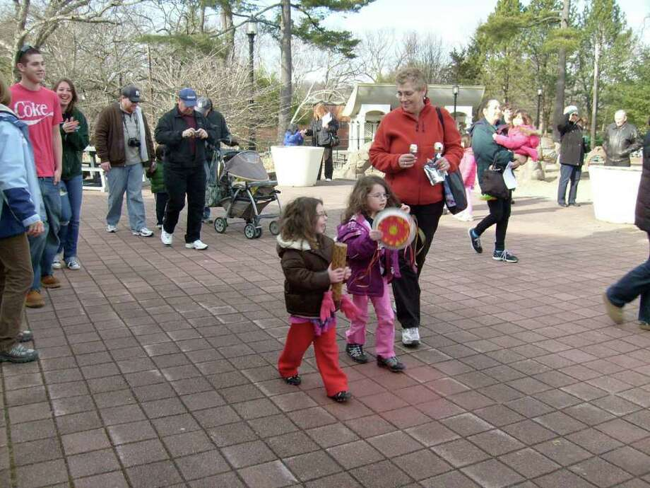 Were you SEEN as Connecticut's Beardsley Zoo celebrated the Asian New Year on Saturday? Photo: Todd Tracy / Connecticut Post