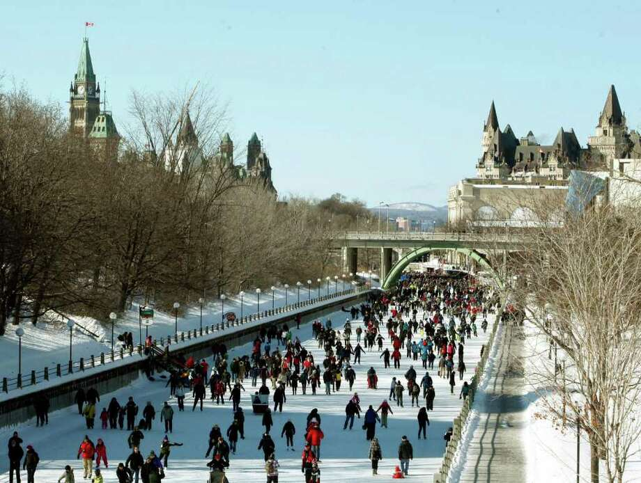 This North American capital was originally known as Bytown. Photo: FRED CHARTRAND, Associated Press / The Canadian Press