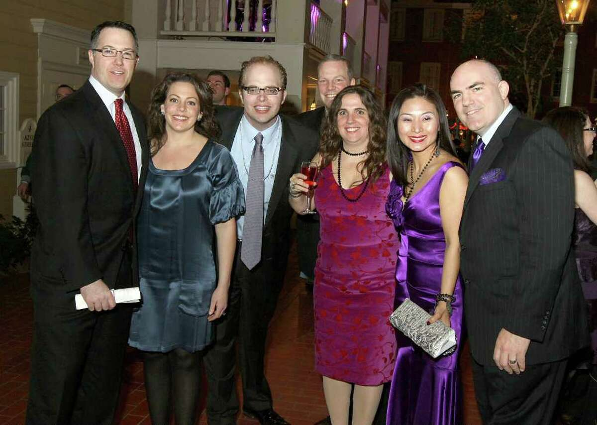 Were you Seen at the Hannah's Hope Fund benefit at The Desmond in Colonie on Saturday, Feb. 3, 2012?