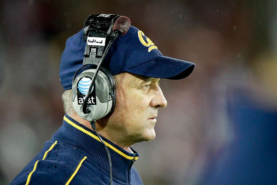 With some social media training, Cal coach Jeff Tedford might avoid getting Twittered again. Photo: John Storey, Special To The Chronicle
