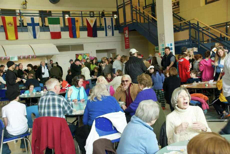 Westport Chowder Fest 2012 Photo: Michael Spero / Hearst Connecticut Media Group