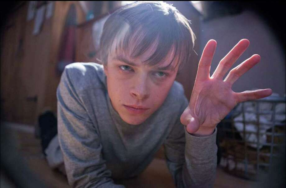 """In this film image released by 20th Century Fox, Dane DeHaan is shown in a scene from """"Chronicle."""" (AP Photo/20th Century Fox, Alan Markfield) Photo: Alan Markfield"""