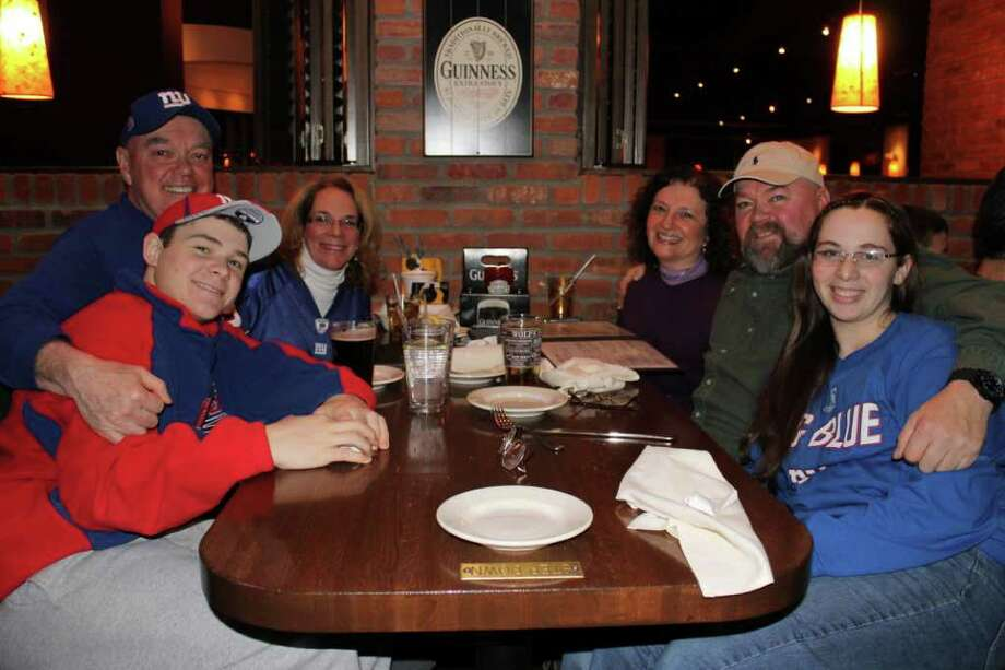 Were you Seen watching the Super Bowl at Wolff's 1-11 in Albany on Sunday, Feb. 5? Photo: Photographer Name Abby Swint