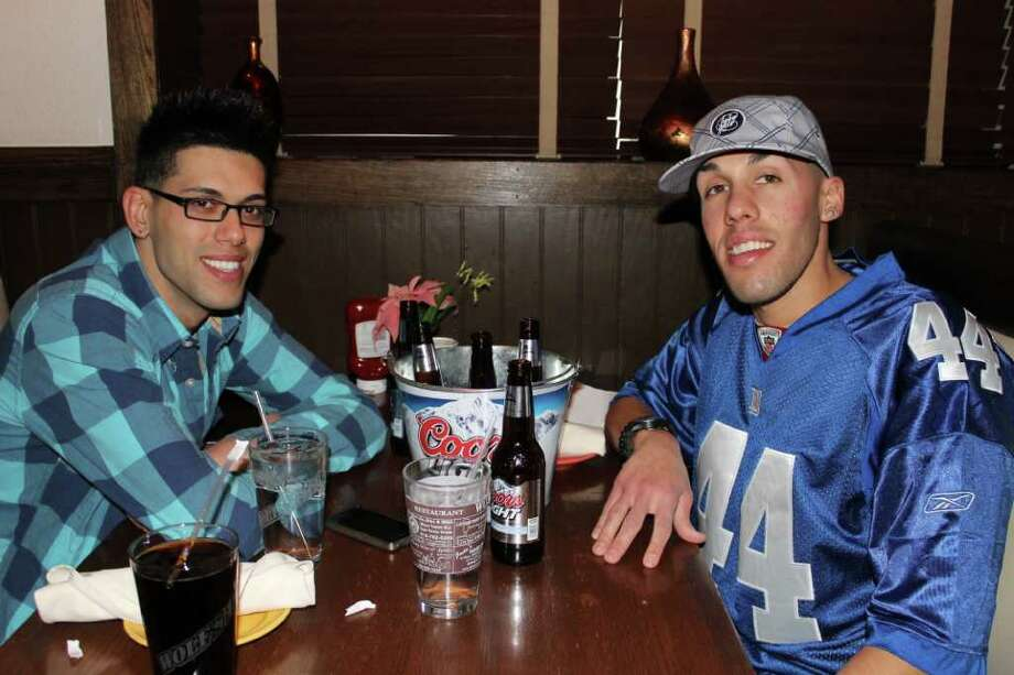 Were you Seen watching the Super Bowl at Wolff's 1-11 in Albany on Sunday, Feb. 5 Photo: Photographer Name Abby Swint