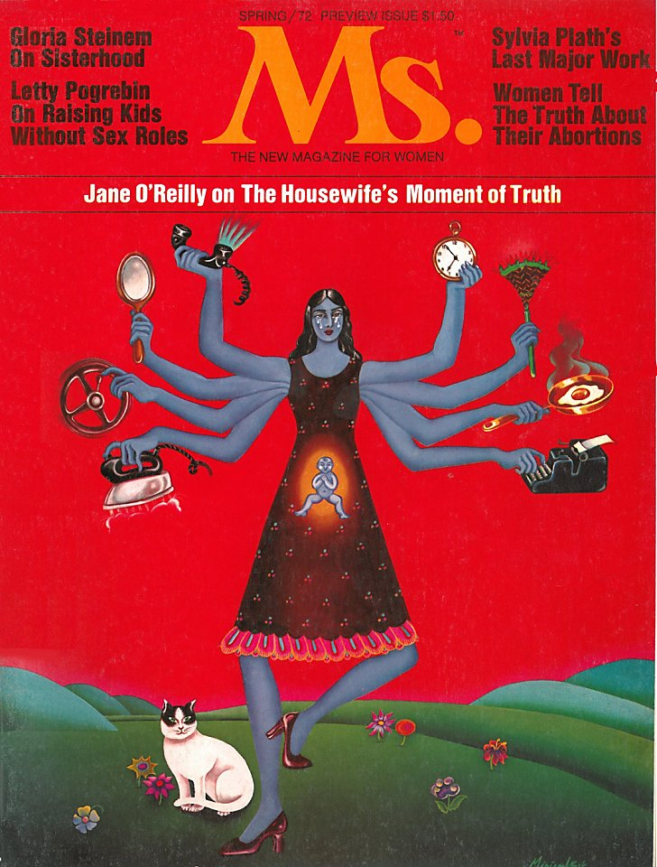 Ms Marks 40 Years As Feminism Splinters Sfgate