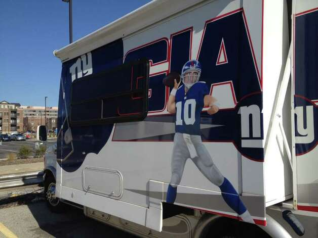 Dennis Connelly's RV (Pete Iorizzo/Times Union)