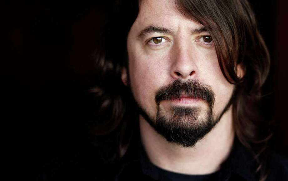 FILE - In this 2012 photo, musician Dave Grohl poses for a portrait in Los Angeles. The Foo Fighters have scheduled a concert in Houston on April 19, 2017. Photo: Matt Sayles