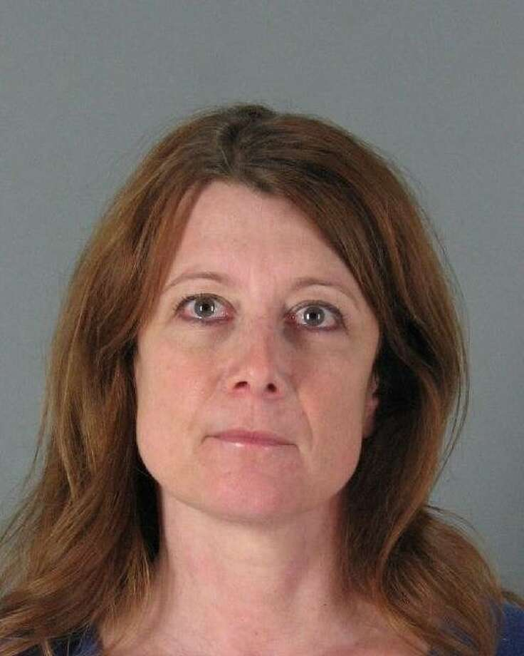 Alexia Bogdis, a special education teacher in Redwood City charged in February 2012 with nine misdemeanor counts related to alleged child abuse at Roosevelt Elementary School. Photo: San Mateo County Sheriff, Courtesy Photo