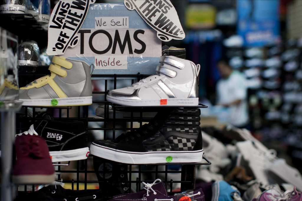 Counterfeiters Reach Extends To Cheaper Styles San