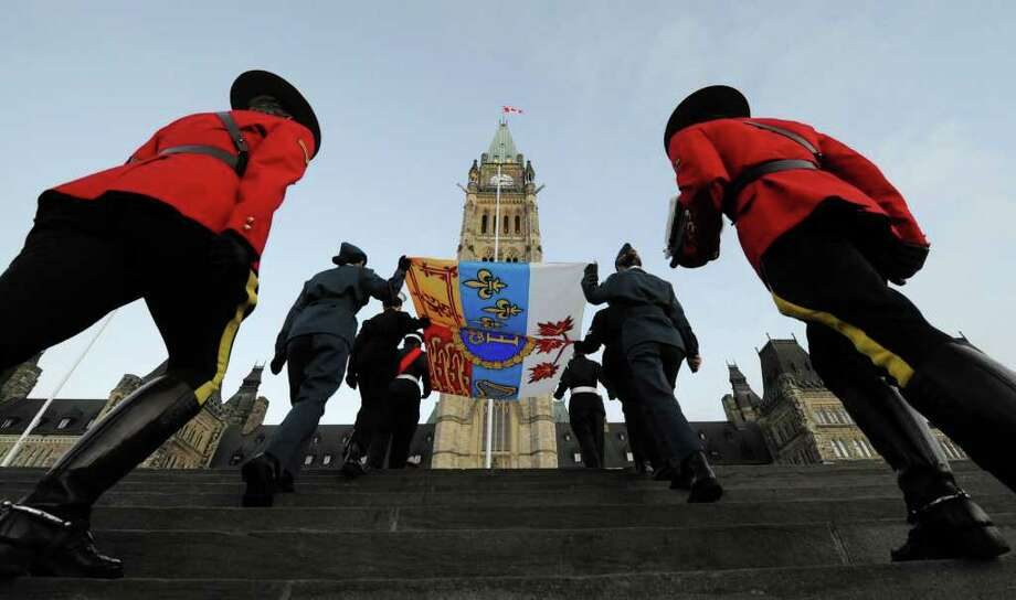 It's Ottawa, Canada. Photo: Sean Kilpatrick, Associated Press / THE CANADIAN PRESS