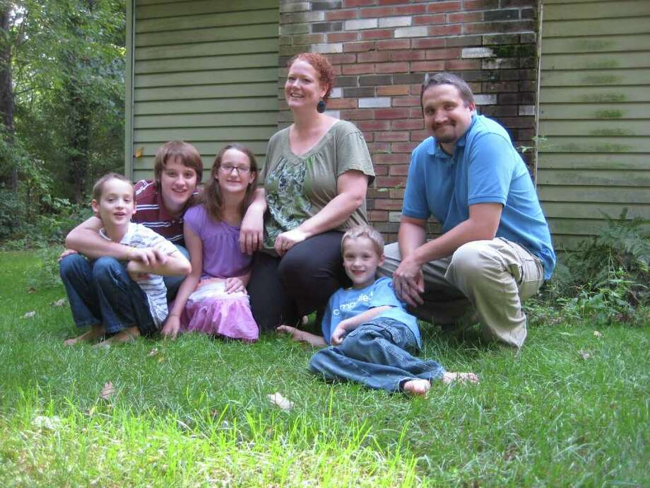 Rev. Shawn and Heather Wallace and their children plan to return to Africa as a missionary family. Photo courtesy of the Wallace family.