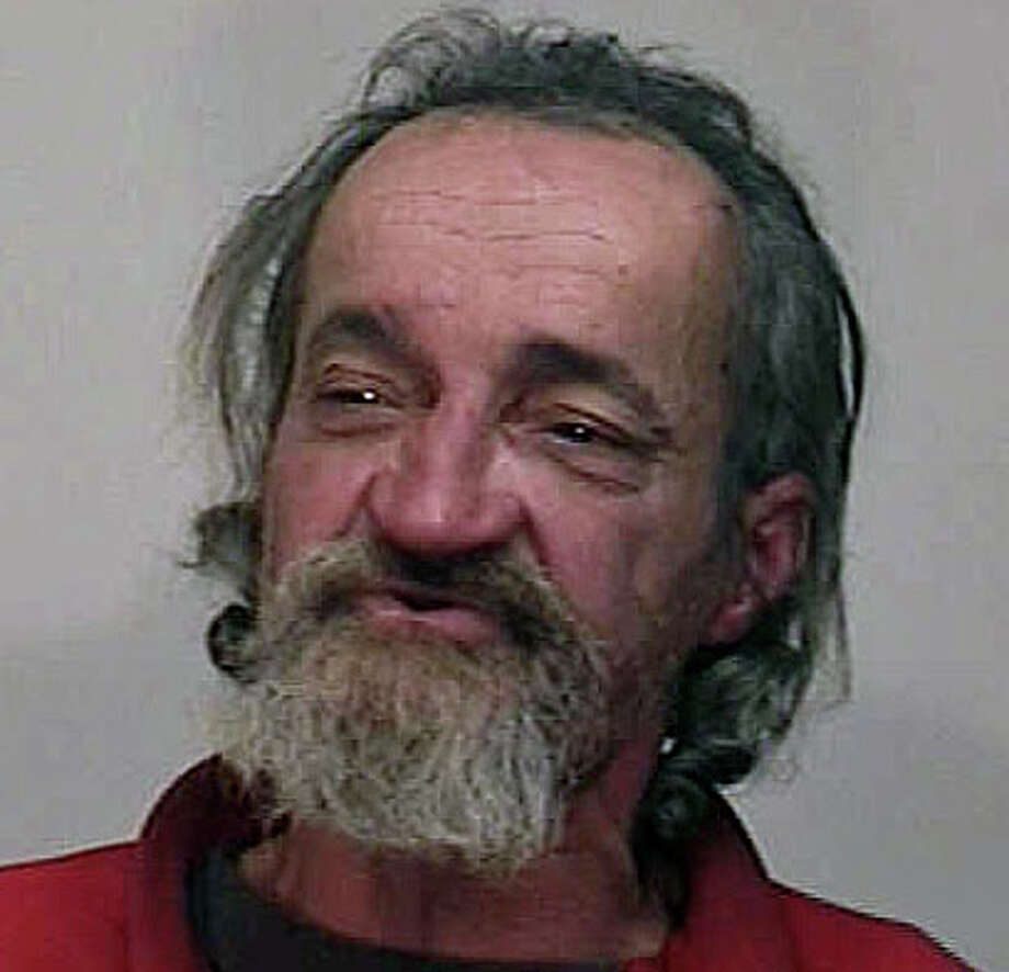 Herbert Ceballos, 54, was charged with breach of peace after police said he created a disturbance at the Fairfield Cab Co. Monday. Photo: Contributed Photo / Fairfield Citizen