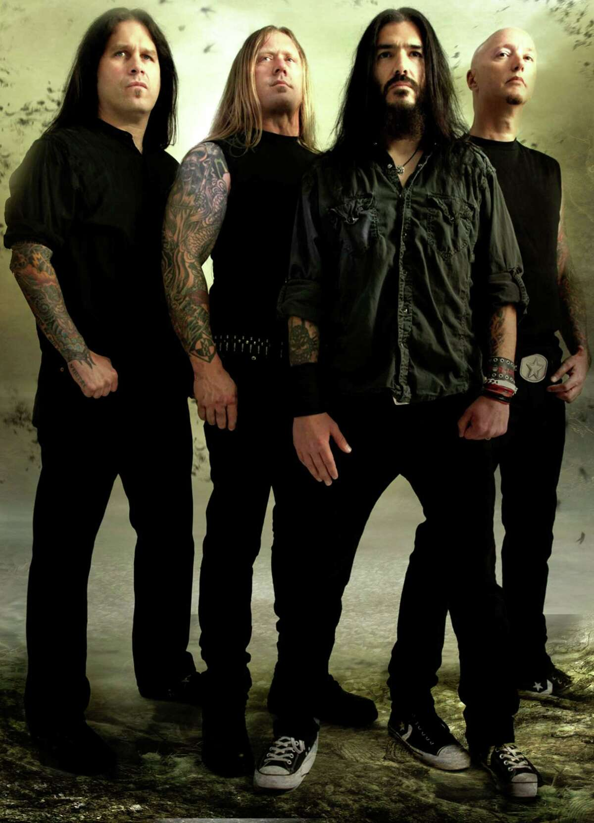 Alt-metal band Machine Head