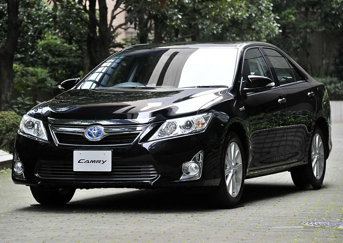 Japan's auto giant Toyota Motor unveils the new