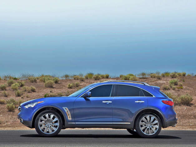 2012 Infiniti FX50 AWD (photo courtesy Infiniti)
