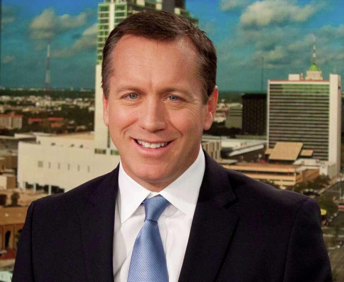 Mike Garofalo is taking over the morning anchor duties on WOAI.