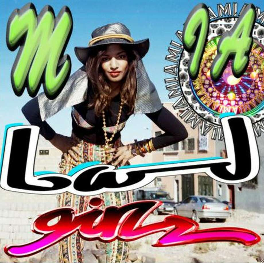 """M.I.A.'s """"Bad Girls"""" is nominated for Best Direction and Best Cinematography. She was pretty bad during her performance with Madonna at the Super Bowl."""