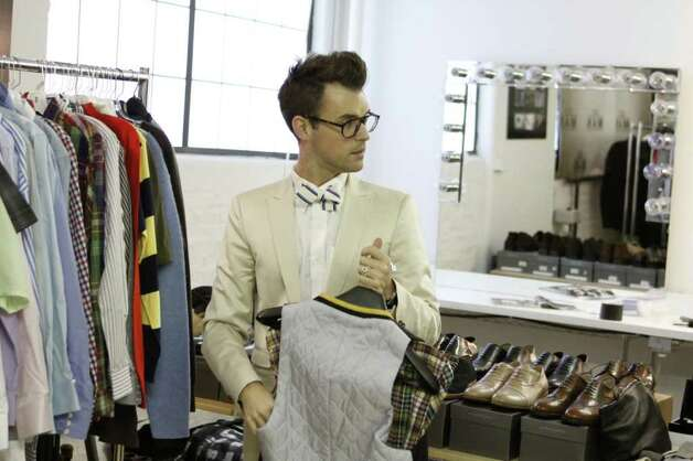 IT'S A BRAD, BRAD WORLD -- Pictured: Brad Goreski -- Photo by: Heidi Gutman/Bravo Photo: Heidi Gutman / © Bravo