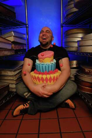 "Duff Goldman of Food Network's ""Ace of Cakes."" Photo: Courtesy Photo"