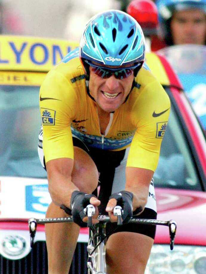 Lance Armstrong was the focus of a lengthy federal investigation. Photo: AP