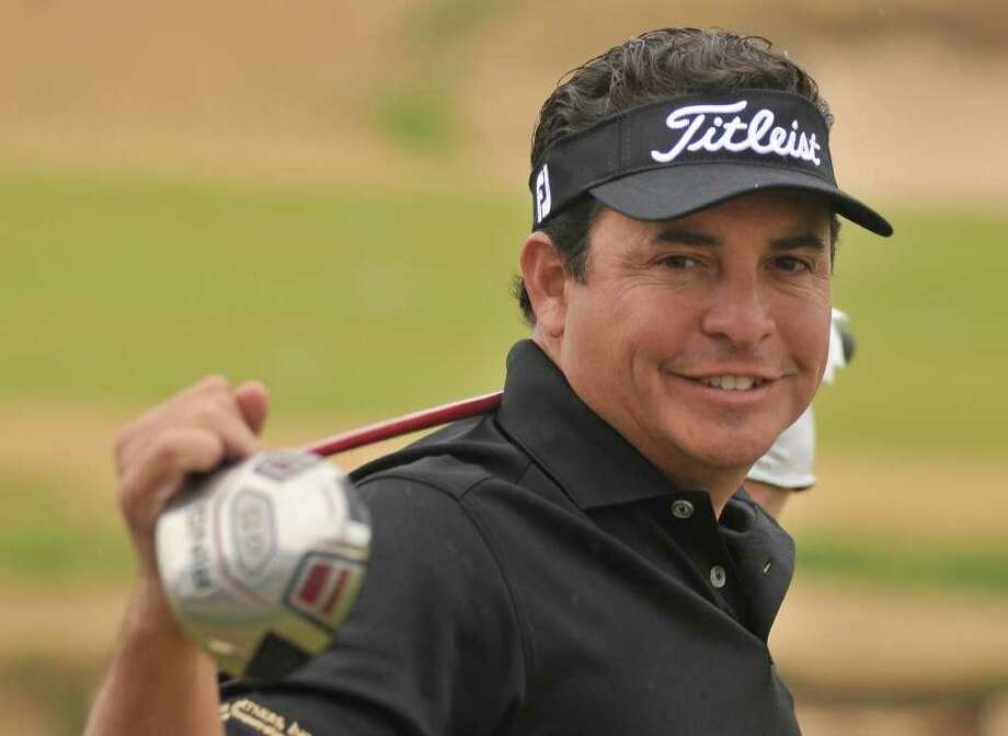 San Antonio resident Anthony Rodriguez will play in an tournament in Colombia next week. Photo: Photo By Robin Jerstad/For The Express-News