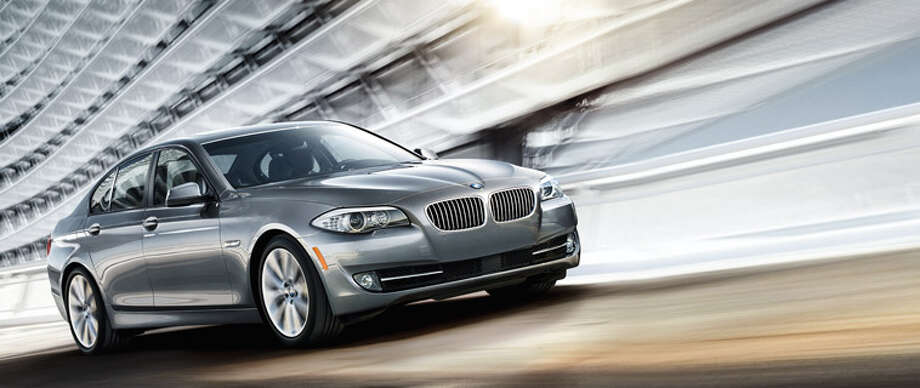 Best in Class: BMW 528i 4dr ($47,575) Photo: BMW / BMW