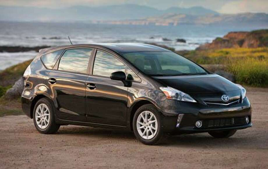 WagonsBest New Wagon: Toyota Prius v Two ($27,160) Photo: Toyota / Toyota
