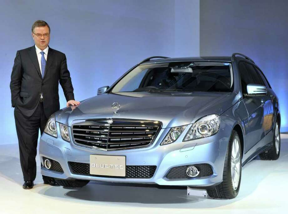 Best in Class: Mercedes-Benz E350 Luxury 4dr ($52,565) Photo: YOSHIKAZU TSUNO, AFP/Getty Images / 2010 AFP