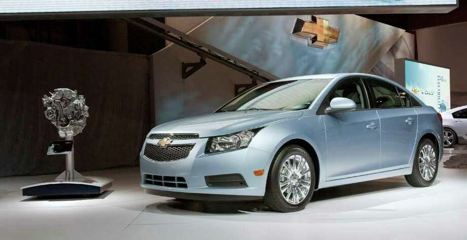 Best in Class: Chevrolet Cruze Eco 4dr ($19,995) Photo: Handout, Getty Images / 2010 General Motors