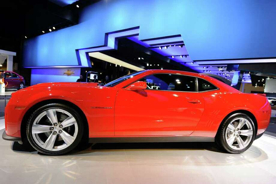 Best in Class: Chevrolet Camaro 1SS 2dr ($32,750) Photo: AFP/Getty Images