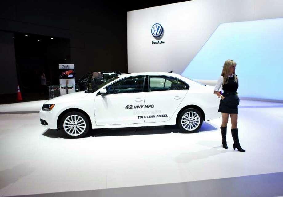Best in Class: Volkswagen Jetta TDI 4dr ($24,395) Photo: Getty Images