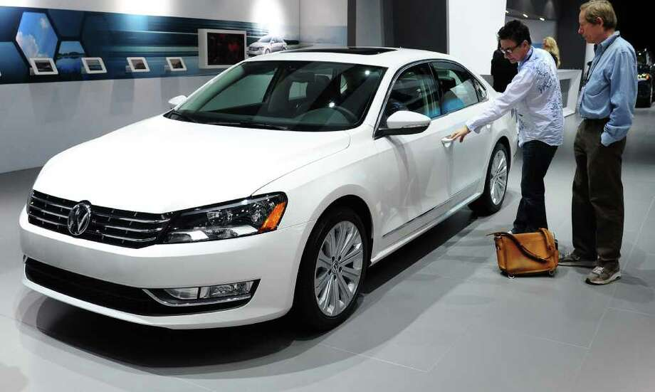 $30,000-$40,000 Best New Model: Volkswagen Passat TDI SE 4dr ($30,265) Photo: FREDERIC J. BROWN, AFP/Getty Images / 2011 AFP