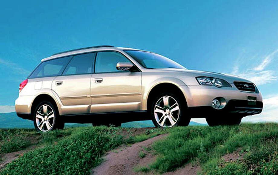 Best in Class: Subaru Outback 2.5i AWD ($25,070) Photo: Subaru / Subaru Outback
