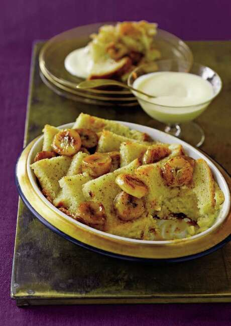 Bannana Bread Pudding, Delish.com Photo: Charles Schiller