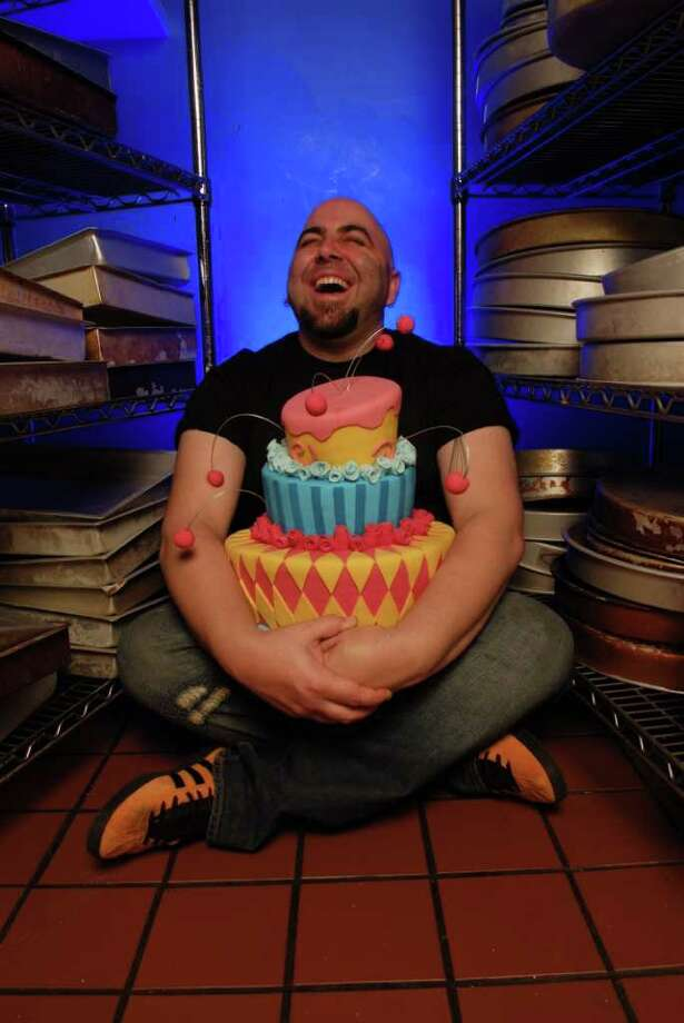 Duff Goldman of Food Network's Ace of Cakes Photo: Courtesy Photo