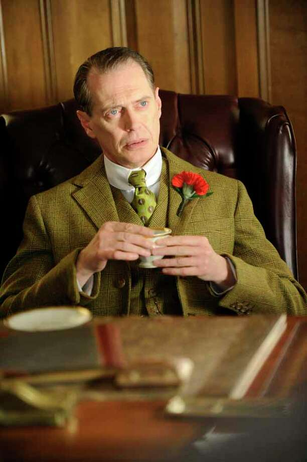 Steve Buscemi, Boardwalk Empire2013 Emmy nominee for Outstanding Leading Actress in a Drama Series. Photo: Abbot Genser, Ho / HBO