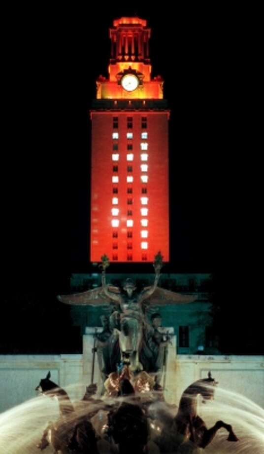 The University of Texas pays tribute to Heisman