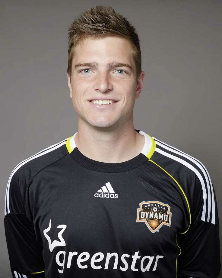 Tyler Deric Houston Dynamo  2011 MLS photo