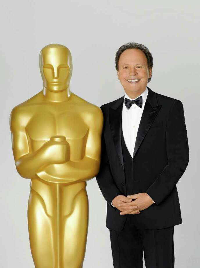 Billy Crystal serves as host for the 84th Academy Awards, which will be presented on Sunday, February 26, 2012, at the Kodak Theatre at Hollywood & Highland Center®, and televised live by the ABC Television Network. (ABC/BOB D'AMICO) Photo: Bob D'Amico / © 2012 American Broadcasting Companies, Inc. All rights reserved.